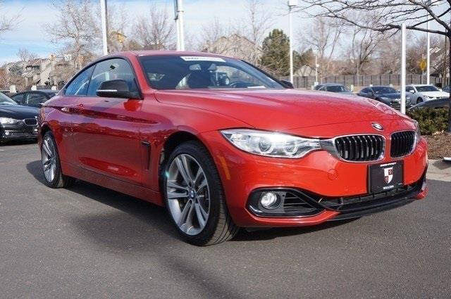 2015 BMW 4 Series 435i xDrive AWD 435i xDrive 2dr Coupe