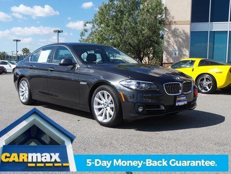 2015 BMW 5 Series 535d 535d 4dr Sedan