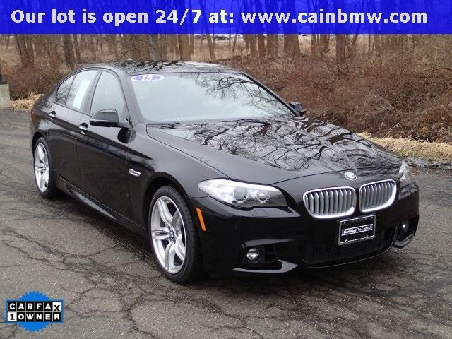 2015 BMW 5 Series 550i xDrive AWD 550i xDrive 4dr Sedan