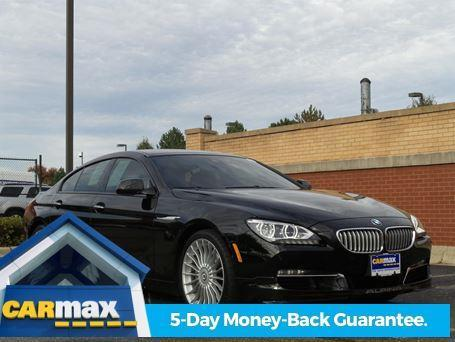 2015 BMW 6 Series 650i xDrive Gran Coupe AWD 650i