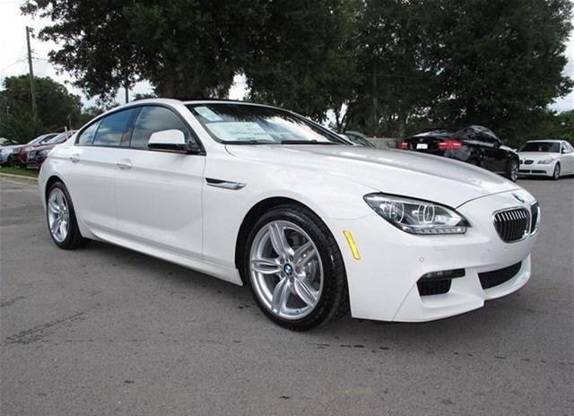 2015 Bmw 6 Series Gran Coupe 640 I Xdrive For Sale In