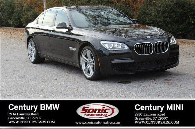 2015 BMW 7 Series 740i 740i 4dr Sedan