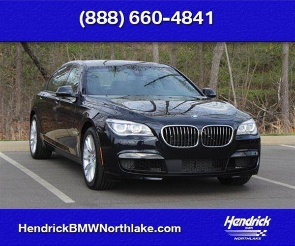 2015 BMW 7 Series 740Li 4dr Sedan For Sale In Charlotte