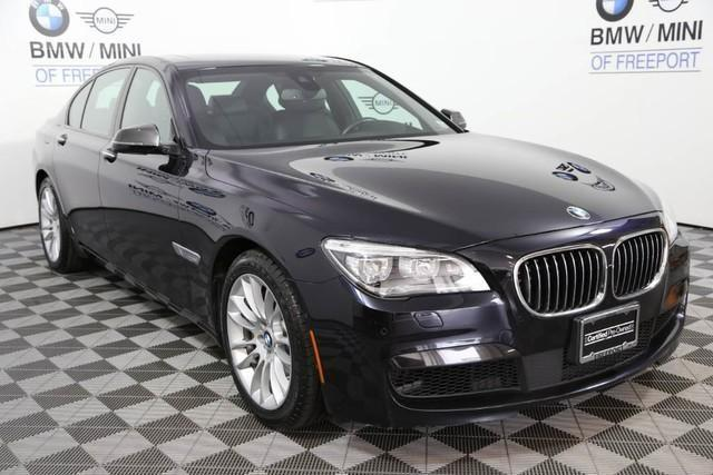 2015 BMW 7 Series 750i xDrive AWD 750i xDrive 4dr Sedan