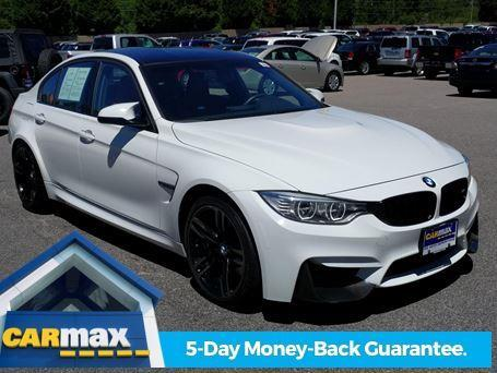 2015 bmw m3 base 4dr sedan for sale in columbia south. Black Bedroom Furniture Sets. Home Design Ideas