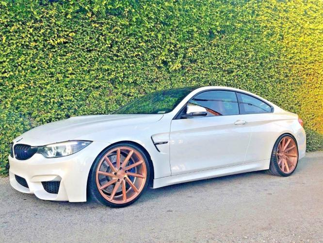 Bmw Twin Turbo V6 >> 2015 Bmw M4 Base White V6 Twin Turbo For Sale In Alexandria