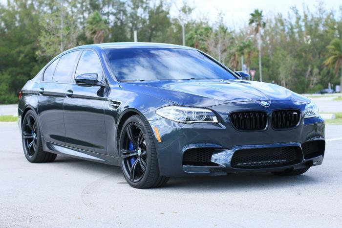2015 BMW M5 Base Sedan 4-Door