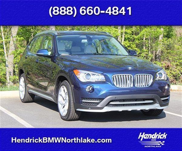 Bmw Xdrive28i: 2015 BMW X1 AWD XDrive28i 4dr SUV For Sale In Charlotte