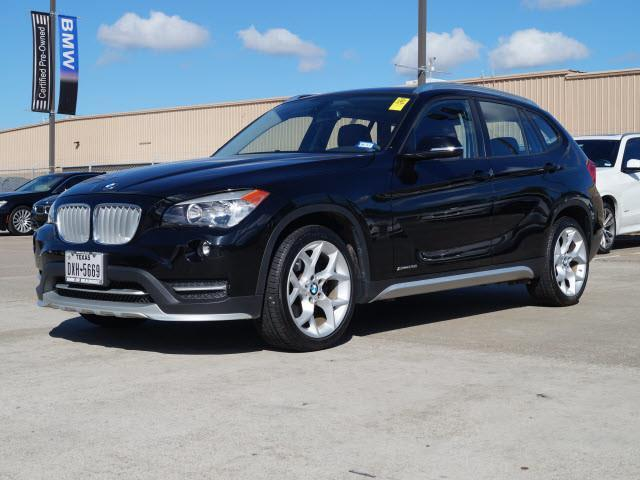 2015 bmw x1 sdrive28i sdrive28i 4dr suv for sale in beaumont texas classified. Black Bedroom Furniture Sets. Home Design Ideas