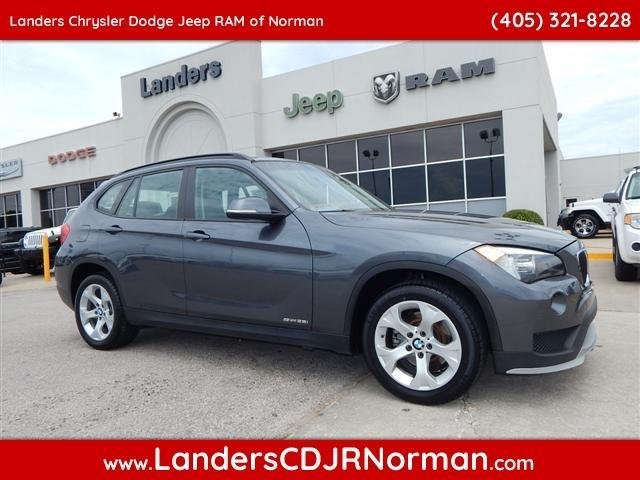 2015 bmw x1 sdrive28i sdrive28i 4dr suv for sale in norman oklahoma classified. Black Bedroom Furniture Sets. Home Design Ideas