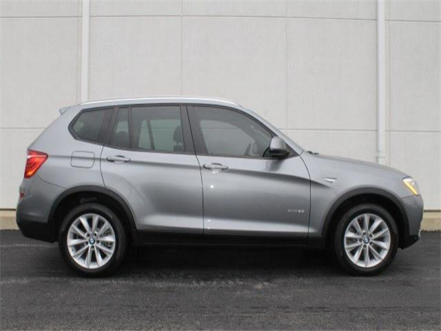 2015 bmw x3 awd xdrive28i 4dr suv for sale in shiloh illinois classified. Black Bedroom Furniture Sets. Home Design Ideas