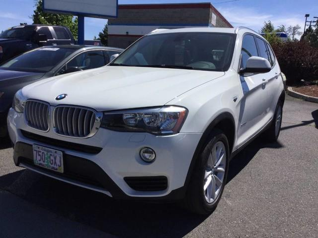2015 bmw x3 xdrive28d awd xdrive28d 4dr suv for sale in bend oregon classified. Black Bedroom Furniture Sets. Home Design Ideas