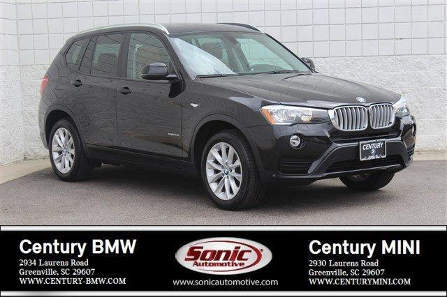 2015 bmw x3 xdrive28i awd xdrive28i 4dr suv for sale in greenville south carolina classified. Black Bedroom Furniture Sets. Home Design Ideas