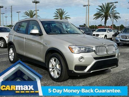 2015 bmw x3 xdrive35i awd xdrive35i 4dr suv for sale in newark delaware classified. Black Bedroom Furniture Sets. Home Design Ideas