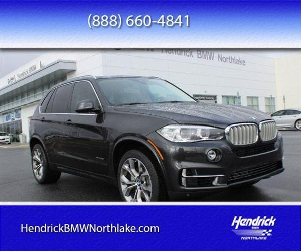 2015 BMW X5 AWD XDrive50i 4dr SUV For Sale In Charlotte