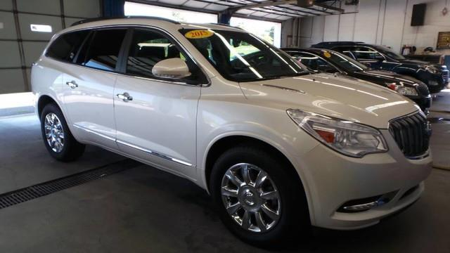 2015 Buick Enclave Leather AWD Leather 4dr SUV