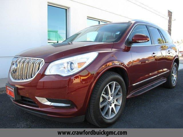 2015 Buick Enclave Leather Leather 4dr Crossover