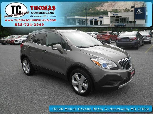 2015 buick encore base awd base 4dr crossover for sale in cumberland maryland classified. Black Bedroom Furniture Sets. Home Design Ideas