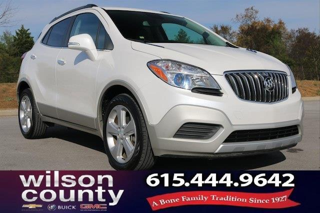 2015 Buick Encore Base Base 4dr Crossover