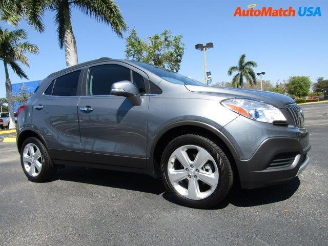 2015 buick encore base base 4dr crossover for sale in fort myers florida classified. Black Bedroom Furniture Sets. Home Design Ideas