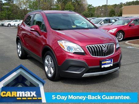 2015 buick encore base base 4dr crossover for sale in lynchburg virginia classified. Black Bedroom Furniture Sets. Home Design Ideas