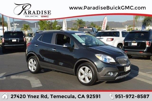 2015 buick encore convenience convenience 4dr crossover for sale in rancho california. Black Bedroom Furniture Sets. Home Design Ideas