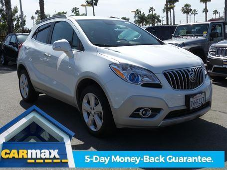 2015 Buick Encore Leather AWD Leather 4dr Crossover