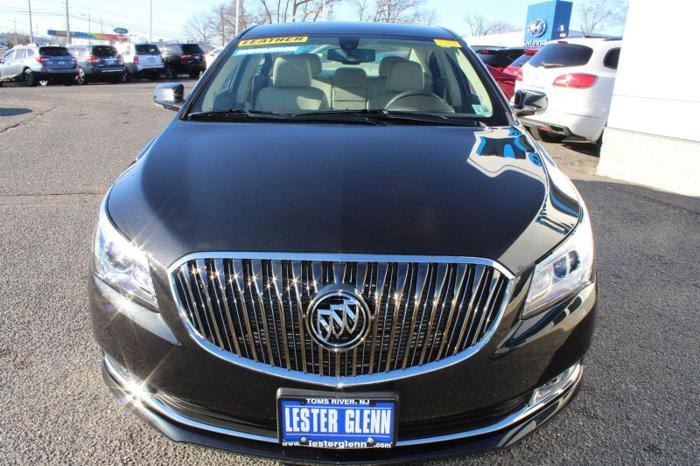 2015 Buick LaCrosse Leather Leather 4dr Sedan