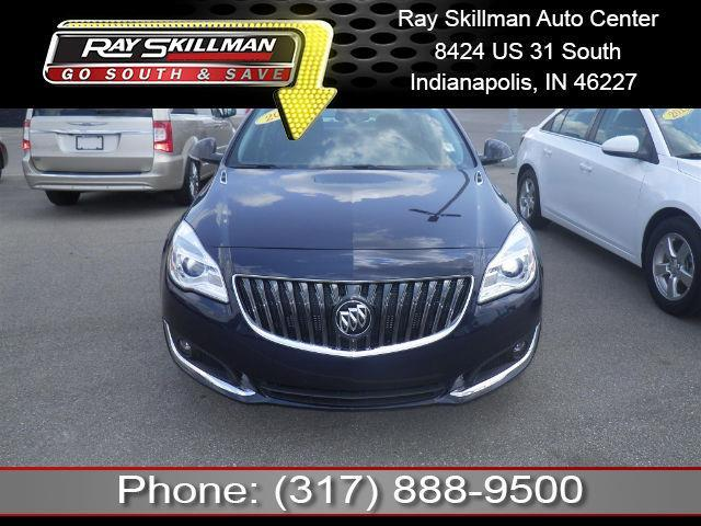 2015 Buick Regal Premium I Premium I 4dr Sedan