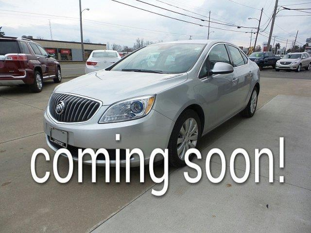 2015 Buick Verano Base Base 4dr Sedan