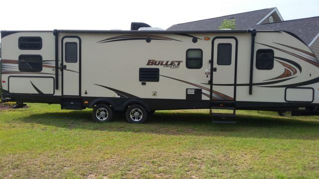 2015 bullet travel trailer for sale in conway south carolina classified. Black Bedroom Furniture Sets. Home Design Ideas