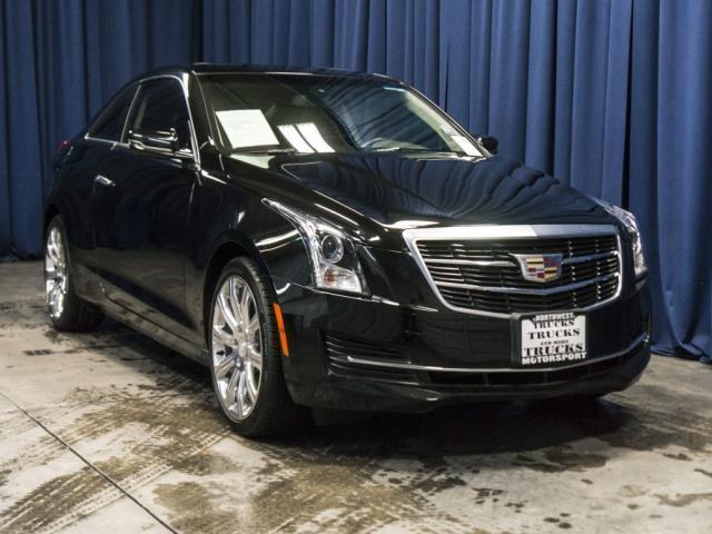 2015 cadillac ats 2 0t 2 0t 2dr coupe for sale in edgewood washington classified. Black Bedroom Furniture Sets. Home Design Ideas