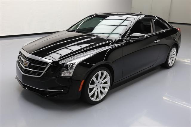 2015 Cadillac ATS 2.0T 2.0T 2dr Coupe