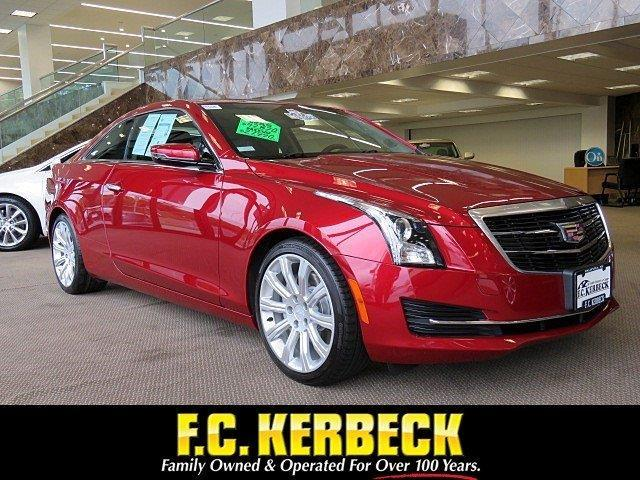 2015 cadillac ats 2 0t 2 0t 2dr coupe for sale in palmyra new jersey classified. Black Bedroom Furniture Sets. Home Design Ideas