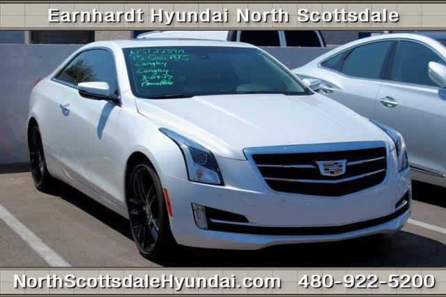 2015 Cadillac ATS 2.0T Luxury 2.0T Luxury 2dr Coupe