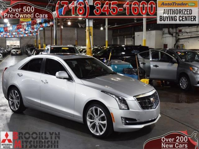 2015 Cadillac ATS 2.0T Performance AWD 2.0T Performance