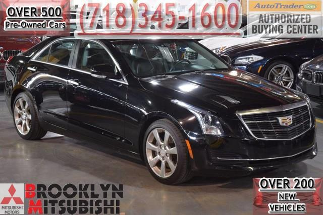 2015 Cadillac ATS 2.5L Luxury 2.5L Luxury 4dr Sedan