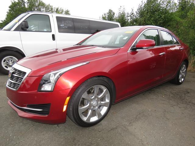 2015 cadillac ats 2 5l luxury 2 5l luxury 4dr sedan for sale in charlotte north carolina. Black Bedroom Furniture Sets. Home Design Ideas