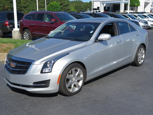 2015 cadillac ats 3 6l luxury 3 6l luxury 4dr sedan for sale in acworth georgia classified. Black Bedroom Furniture Sets. Home Design Ideas