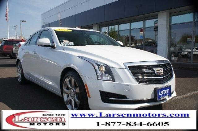 2015 cadillac ats 4d sedan 2 0l turbo luxury for sale in mcminnville oregon classified. Black Bedroom Furniture Sets. Home Design Ideas
