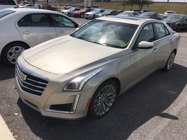 2015 Cadillac CTS 2.0T Luxury Collection 2.0T Luxury