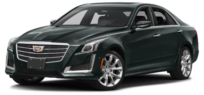 2015 Cadillac CTS 2.0T Luxury Collection AWD 2.0T