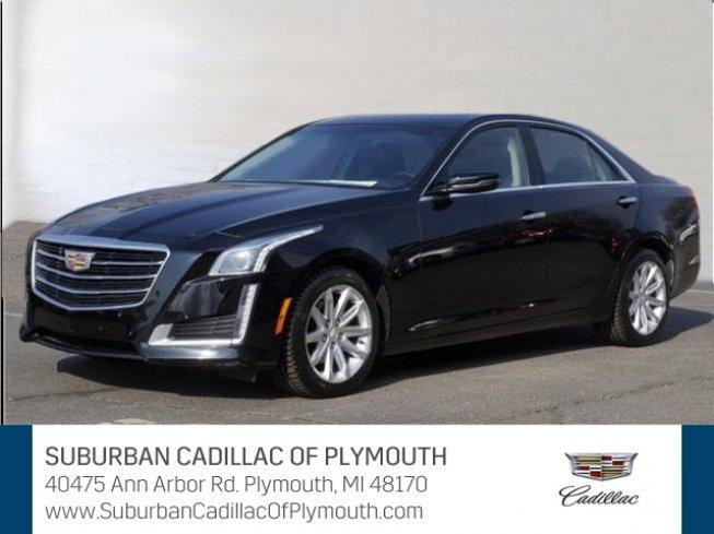 2015 Cadillac Cts Luxury AWD Sedan