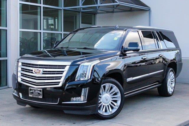 2015 Cadillac Escalade ESV Platinum 4x4 Platinum 4dr