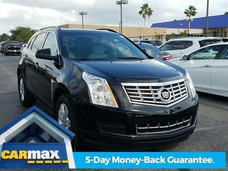 used 2015 cadillac srx for sale carmax autos post. Black Bedroom Furniture Sets. Home Design Ideas