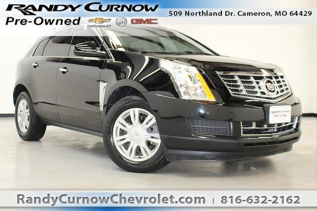 2015 Cadillac SRX Luxury Collection AWD Luxury