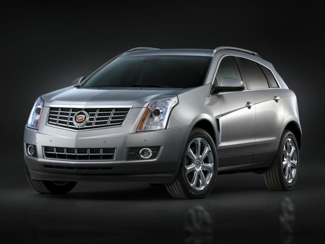 2015 Cadillac SRX Luxury Collection AWD Luxury