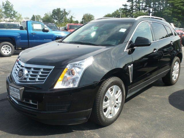 2015 cadillac srx luxury collection awd luxury collection 4dr suv for sale in nashua new. Black Bedroom Furniture Sets. Home Design Ideas
