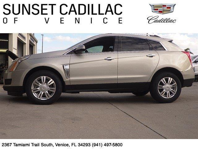 2015 Cadillac SRX Luxury Collection Luxury Collection