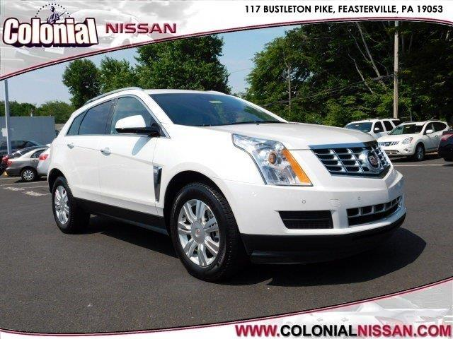 2015 cadillac srx luxury collection luxury collection 4dr suv for sale in langhorne. Black Bedroom Furniture Sets. Home Design Ideas